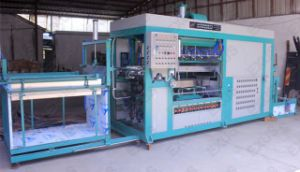 Forming Machine Plastic Roll Film Vacuum Forming Blister Machine pictures & photos