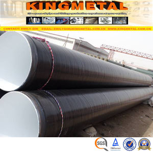 2 PE/3PE/2PP/3PP Anti-Corrosion Insulation Steel Pipe pictures & photos