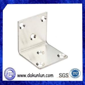 Metal Stamping L Shaped Corner Bracket