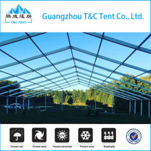 Luxury Movable Waterproof Party Tent for Sale with Tables and Chairs pictures & photos