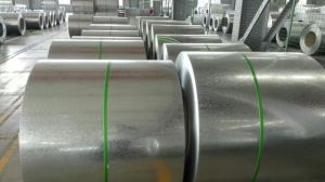 Galvanized Steel Coil, Cold Rolled Steel pictures & photos