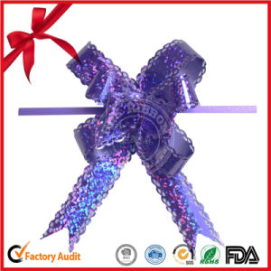 Shs Crafts Thanksgiving Accessories Butterfly Pull Bow pictures & photos