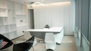New Design Styl; Ish Office Furniture Executive Desk pictures & photos