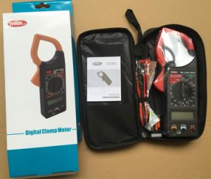 Clamp Digital Multimeter for Industrial Use pictures & photos