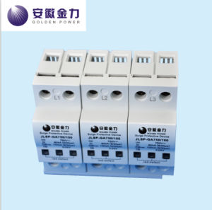 PV Application Solar 3p SPD/Surge Protector (GA7510-15) pictures & photos