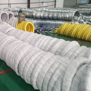 Gi Wire/Galvanized Wire From Tangshan Factory pictures & photos