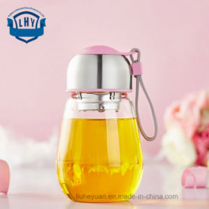 400ml Creative Penguin Shape Sports Travel Bottle Tea Cup pictures & photos