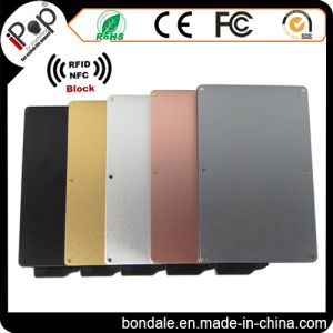 Hot Sale ID Credit Card Holder for Blocking RFID Scanning pictures & photos