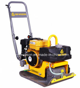 Foldable Manual Push Road Plate Compactor pictures & photos