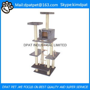 Cats Application Wholesale Simple Cat Tree pictures & photos