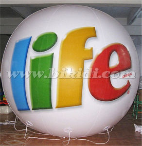 Good Quality PVC Flying Helium Balloon for Sale K7049 pictures & photos