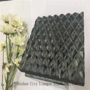 Laminated Glass/Craft Glass/Tempered Glass/Safety Glass with Mirror Glass for Decoration pictures & photos