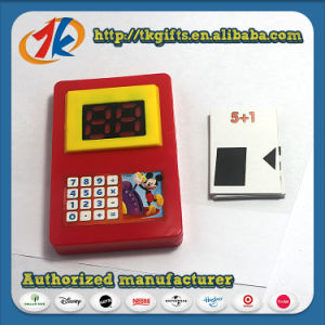 2017 Hot Sale Learning Set Plastic Calculator Toy pictures & photos