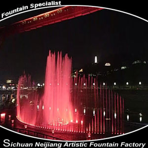 Lighting Fountain Water Project Design