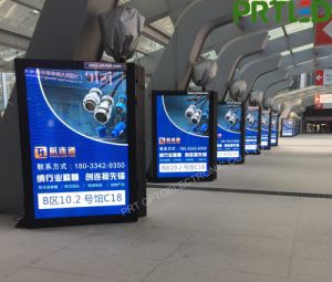 "Multi-Function 78"" HD Outdoor LED Display Board with Single-Side/Double-Sided (P5, P4, P3) pictures & photos"