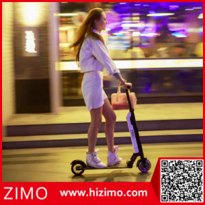 Newest Carbon Fiber Fastwheel F0 Lithium Battery Detachable Mobility Electric Scooter pictures & photos