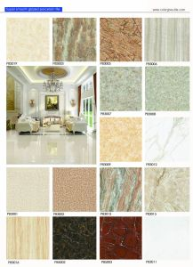 Super Smooth Glazed Porcelain Tile/Ceramic Tile/Floor Tile/Flooring/Building Material/Marble Stone Tile/Glossy/Matt/No Slip/600*600/800*800 mm pictures & photos