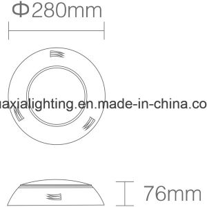 CE LED Underwater Swimming Pool Light (HX-WH280-333P) pictures & photos