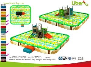 China Best Selling Cheap Outdoor Playground Equipment with The Ball pictures & photos