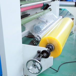 High Speed Adhesive Tape Slitting Machine pictures & photos