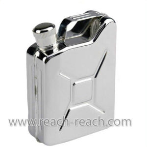 304 High Quanlity Stainless Steel Hip Flask (R-HF058) pictures & photos