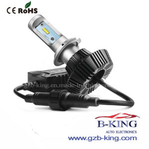 G7 Fanless 4000lm H7 Philips LED Car Light pictures & photos