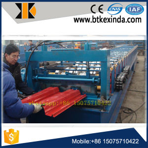 Kexinda Floor Deck Roll Forming Machine pictures & photos