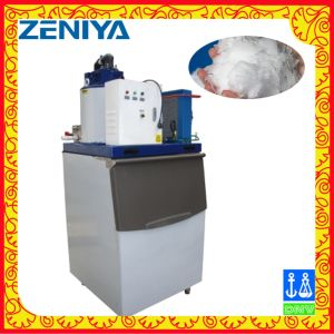 Small Commercial Flake Ice Maker for Industry pictures & photos