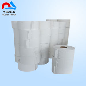 Biodegradable Jumbo Roll Toilet Roll Tissue Paper pictures & photos