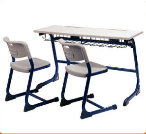 Hot Sale School Desk and Chair School Furniture pictures & photos