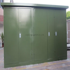 Hv American Improved Prefabricated Integration Box pictures & photos