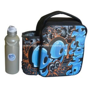 Equipped with BPA Freee Bottle Picnic Lunch Fruit Cooler Bag pictures & photos