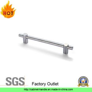 Factory Price Solid Stainless Steel Furniture Kitchen Cabinet Hardware Pull Handle (T 140) pictures & photos