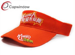 Customize Logos on Superior Quality Sun Visor Hat pictures & photos