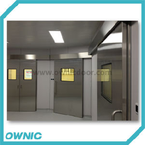 Qtdm-80 China Hot Selling Stainless Steel Hospital Door pictures & photos