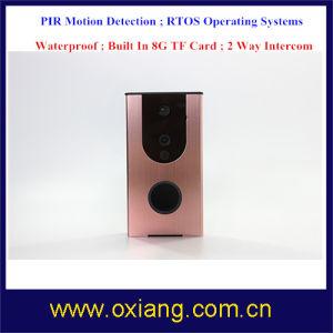 Hot Sale WiFi Visual Intercom Doorbell/Video Door Phone /IP Wi-Fi Camera \for Smart Mobile Phone pictures & photos