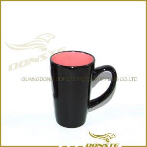 Round Colorful Ceramic Stoneware Coffee Mug pictures & photos