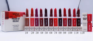 Washami 2016 Best Selling Waterproof Liquid Lipstick Matte Lipgloss pictures & photos