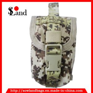 Military Digital Camo Grenade Bag Pouch pictures & photos