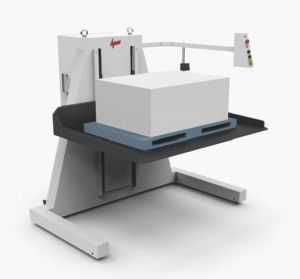 Stack Lift of Paper Cutter (Sj1500_ pictures & photos