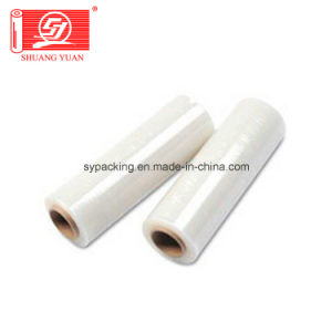 Unique Stretch Forece 9mic-35mic LLDPE Stretch Film Packing Film pictures & photos