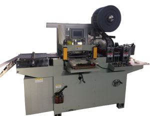 Adhesive Label, Foam Tape, Film Kiss Cut Die Cutting Machine pictures & photos