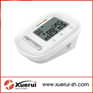 FDA Approved Digital Uppe Arm Blood Pressure Monitor pictures & photos