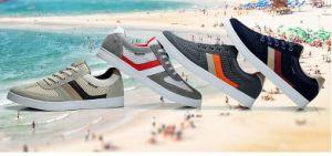 Comfortable Men′s Plain Sports Sneaker (CAS-006) pictures & photos