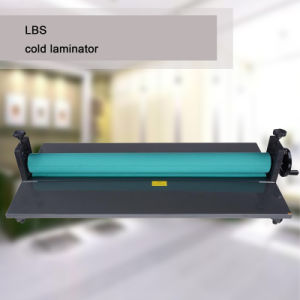 LBS 1300 1300mm Wide Format Hand Crank Cold Laminator pictures & photos