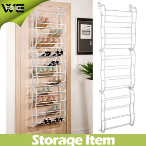 Hot Selling Plastic Multilayer Waterproof Wall Mounted Shoe Rack pictures & photos