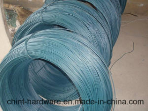 PVC Coated Iron Wire Coil/ PVC Coating Binding Wire pictures & photos