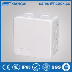 Junction Box Connection Box Termibal Box Enclosure Box IP65 Hc-Bt85*85*50mm pictures & photos