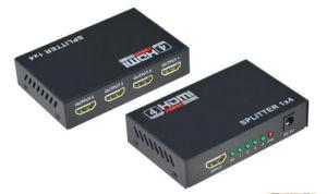 1X4 HDMI Splitter (1080P, 3D) pictures & photos