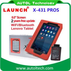 Original Launch X431 PRO 8′′ Tablet PC Auto Car Diagnostic Tool Free Update on Official Website X-431 Proglobal Version pictures & photos